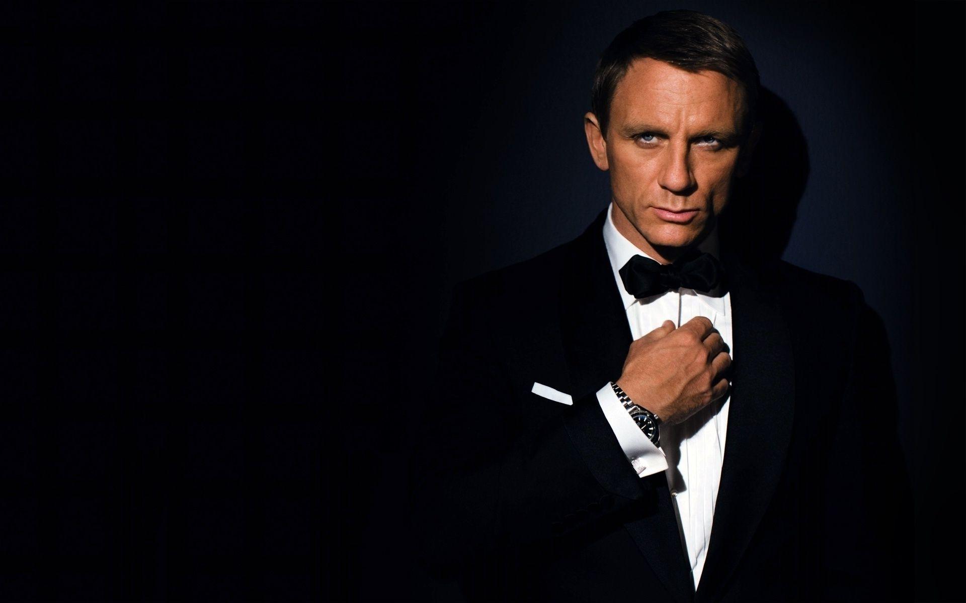 The Suit James Bond Actor Daniel Craig Man 007 Android Wallpapers