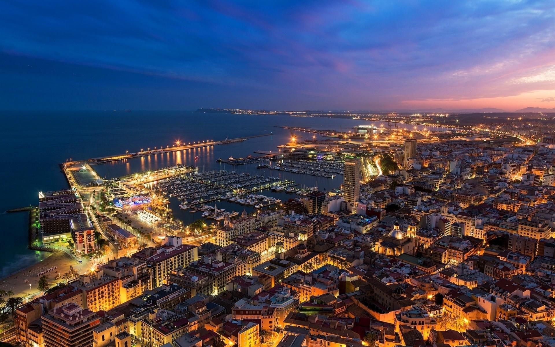 Город аликанте испания