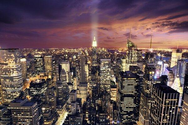 Фотообои «Город»