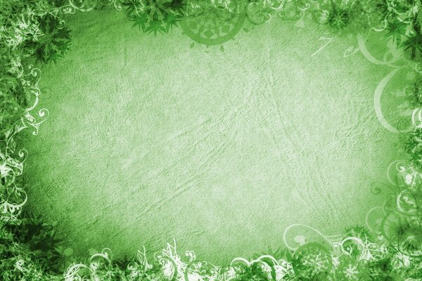 green leaves background Texture texture