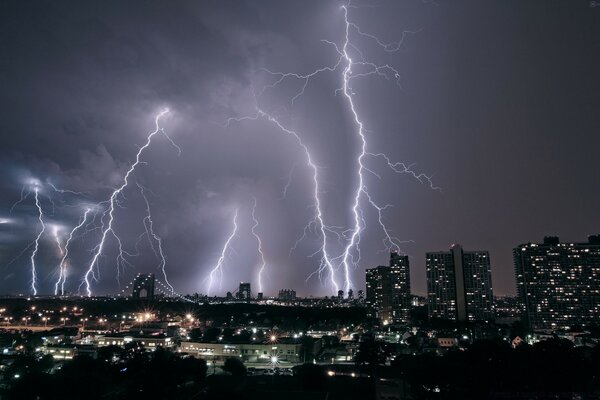 City Lightnings