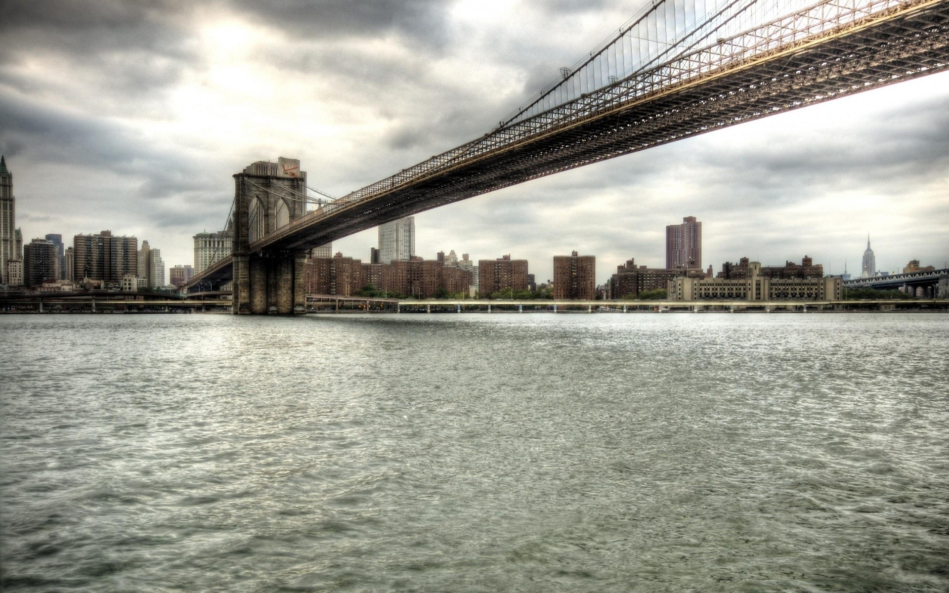 Brooklyn Bridge New York City Android Wallpapers For Free