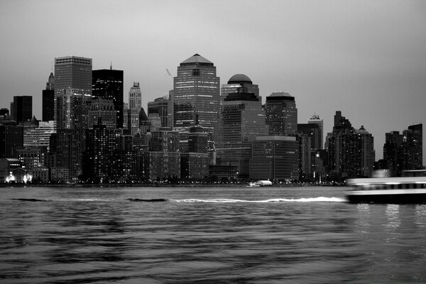 City Black And White 2