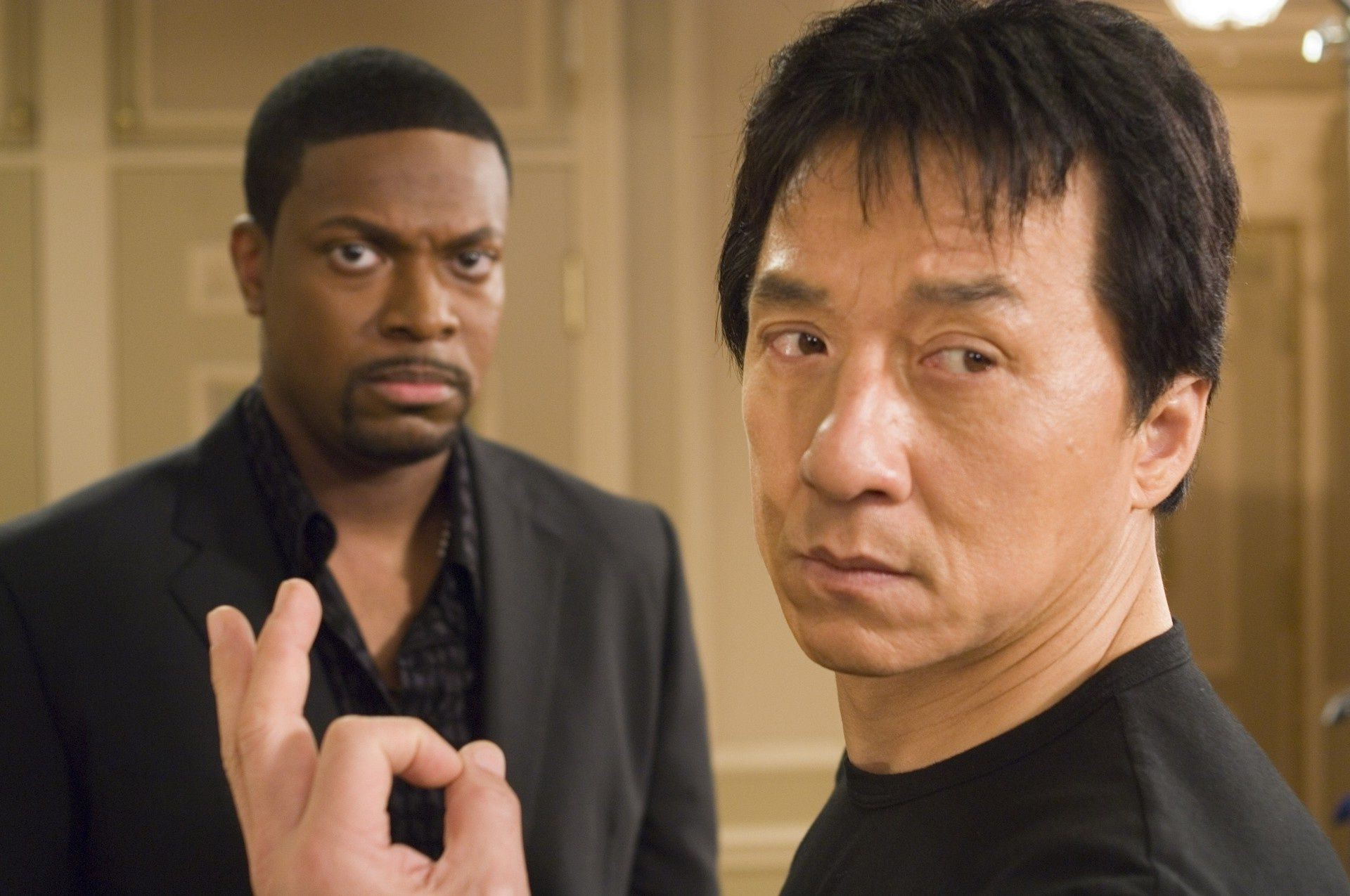 Rush hour Chris Tucker action Comedy Jackie Chan