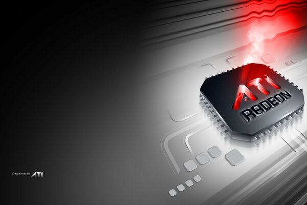 ati radeon video card chipset game performance ka