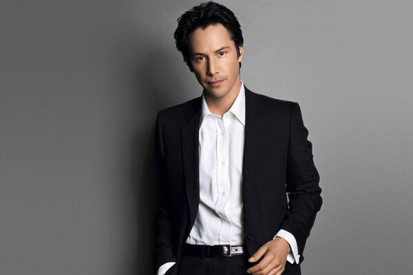 actor handsome male keanu reeves Keanu Reeves