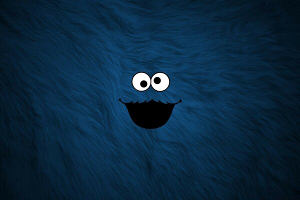 Cookie Monster Background