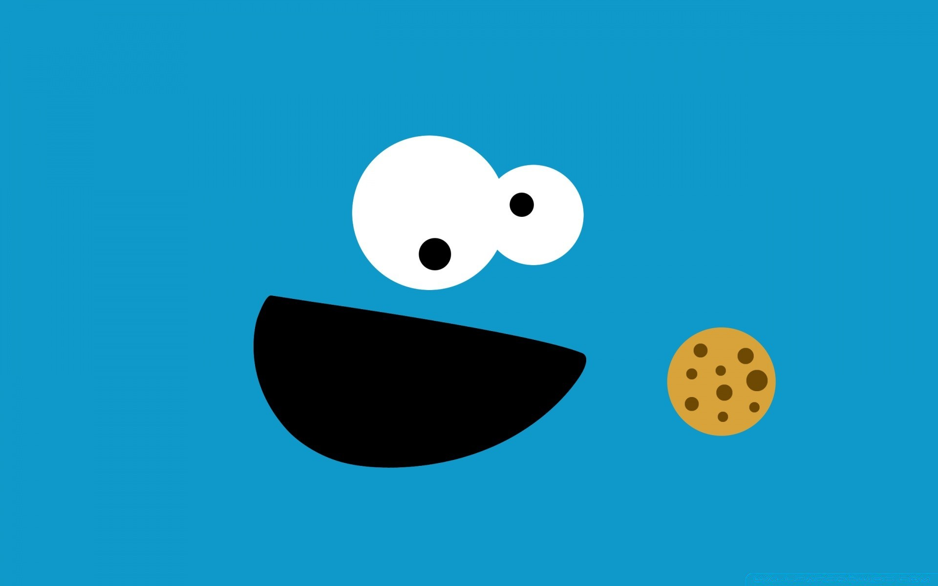 Cookie Monster Android Wallpapers