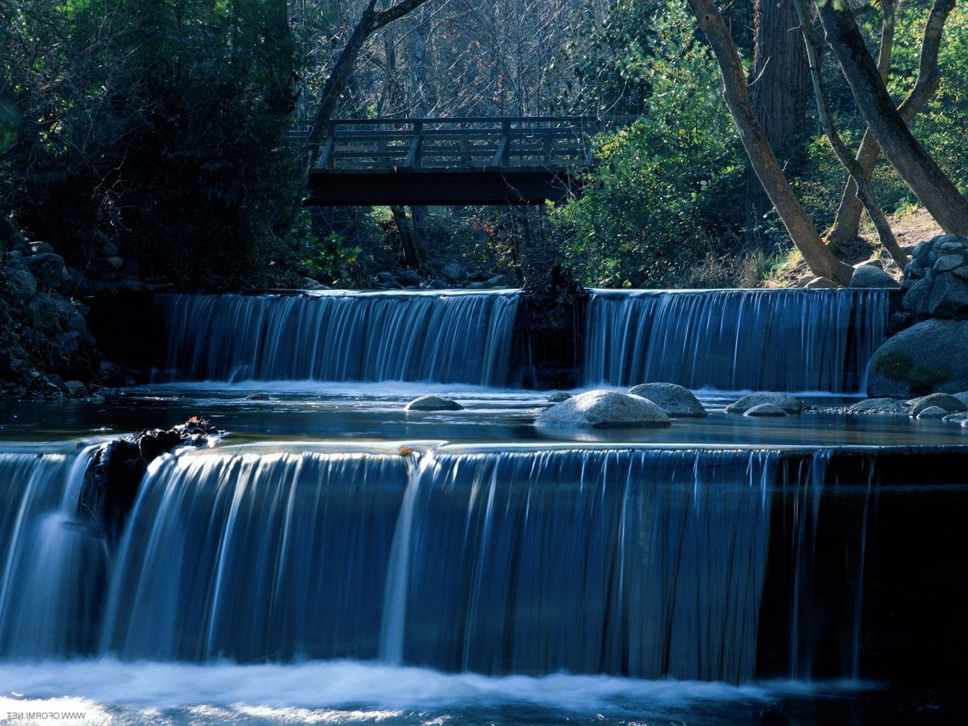 waterfalls waterfall water river stream flow cascade nature motion fall wood travel wet landscape outdoors tree creek photograph rock purity