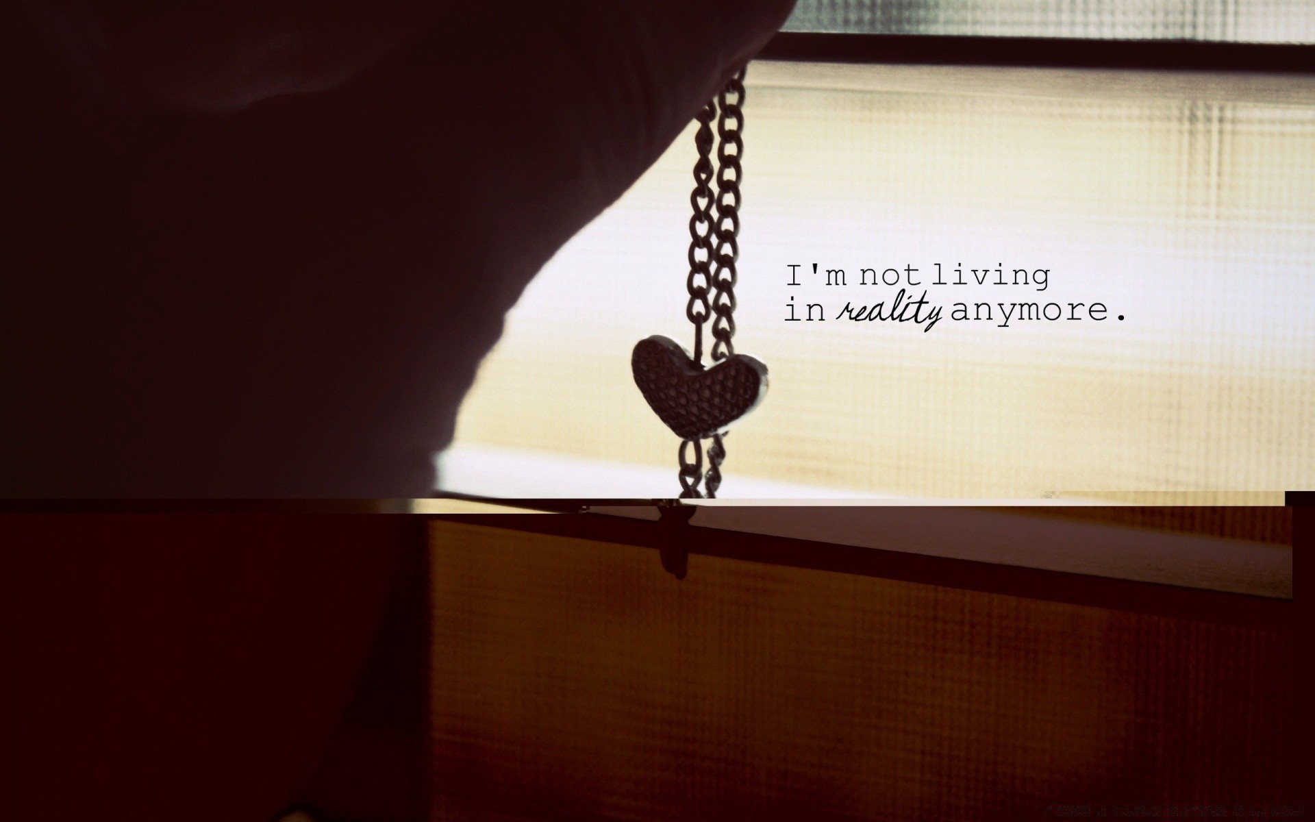 Im Not Living In Reality Anymore Android Wallpapers For Free