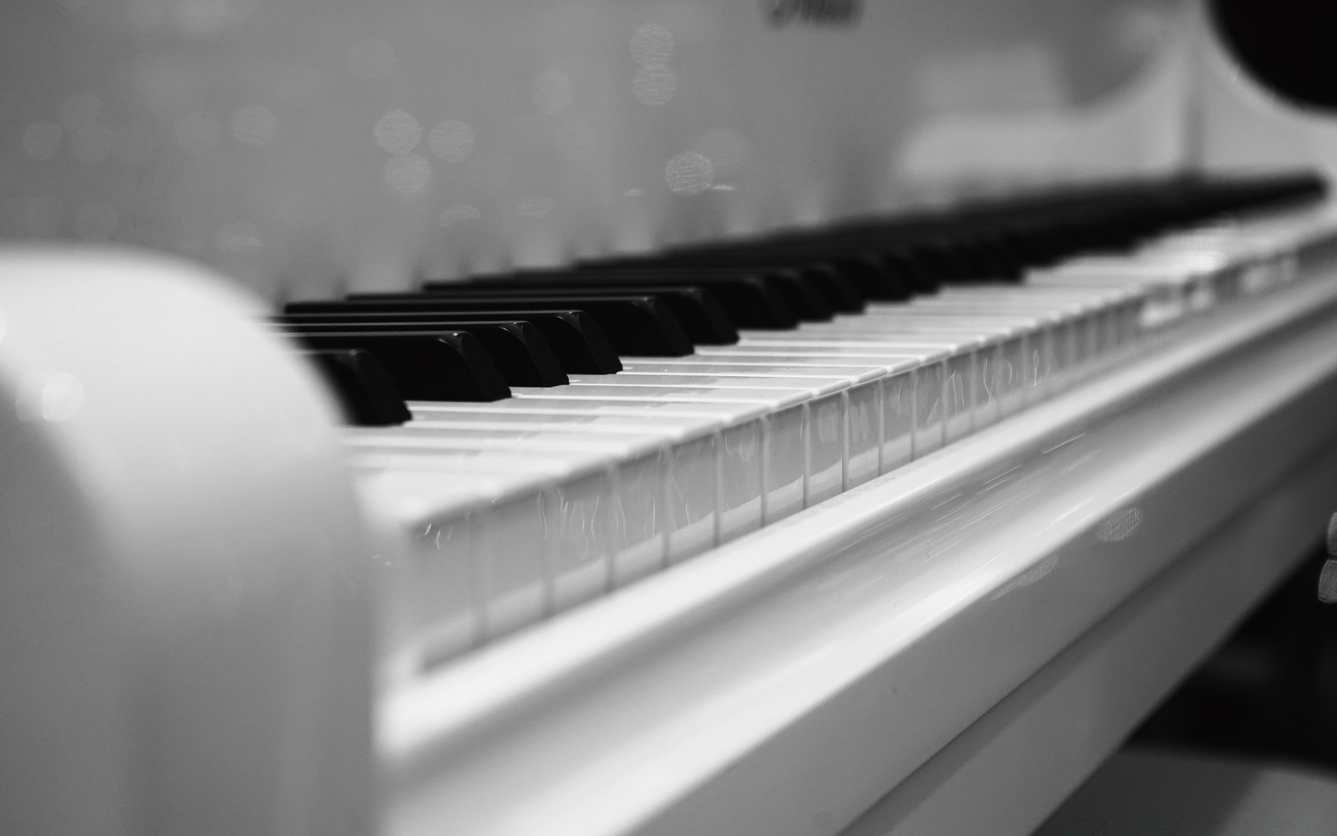 Creative Graphics Rhythmic Colorful Piano wallpapers Desktop
