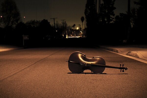 Cello On The Street