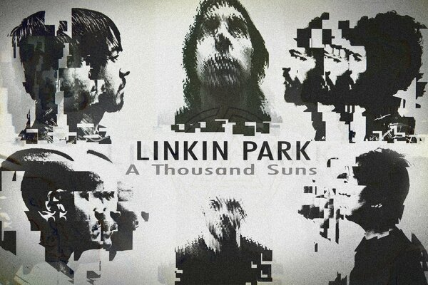 Linkin Park A Thousand Suns