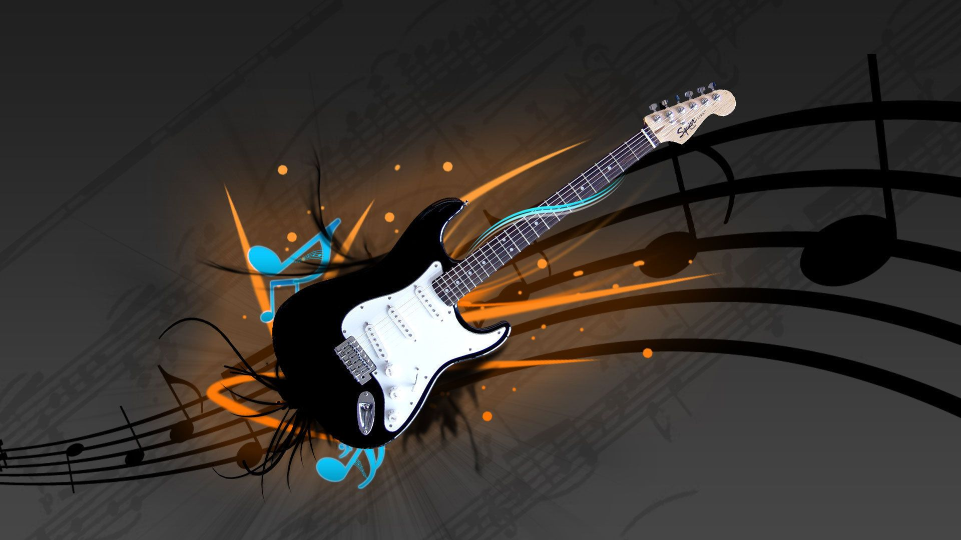 Music fender squier Guitar stratocaster electric guitar,. iPhone wallpapers for free.
