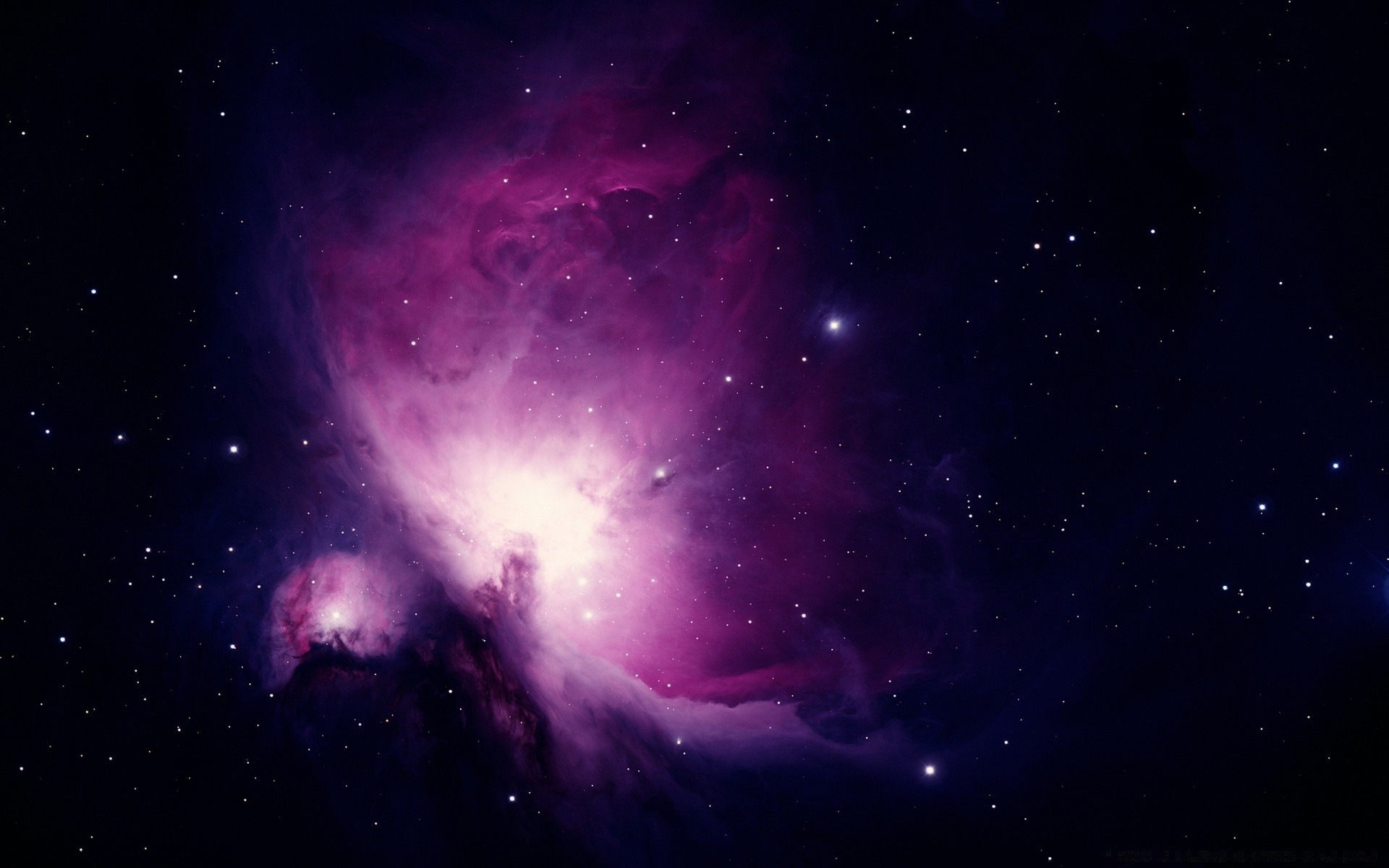 orion nebula. iphone wallpapers for free.