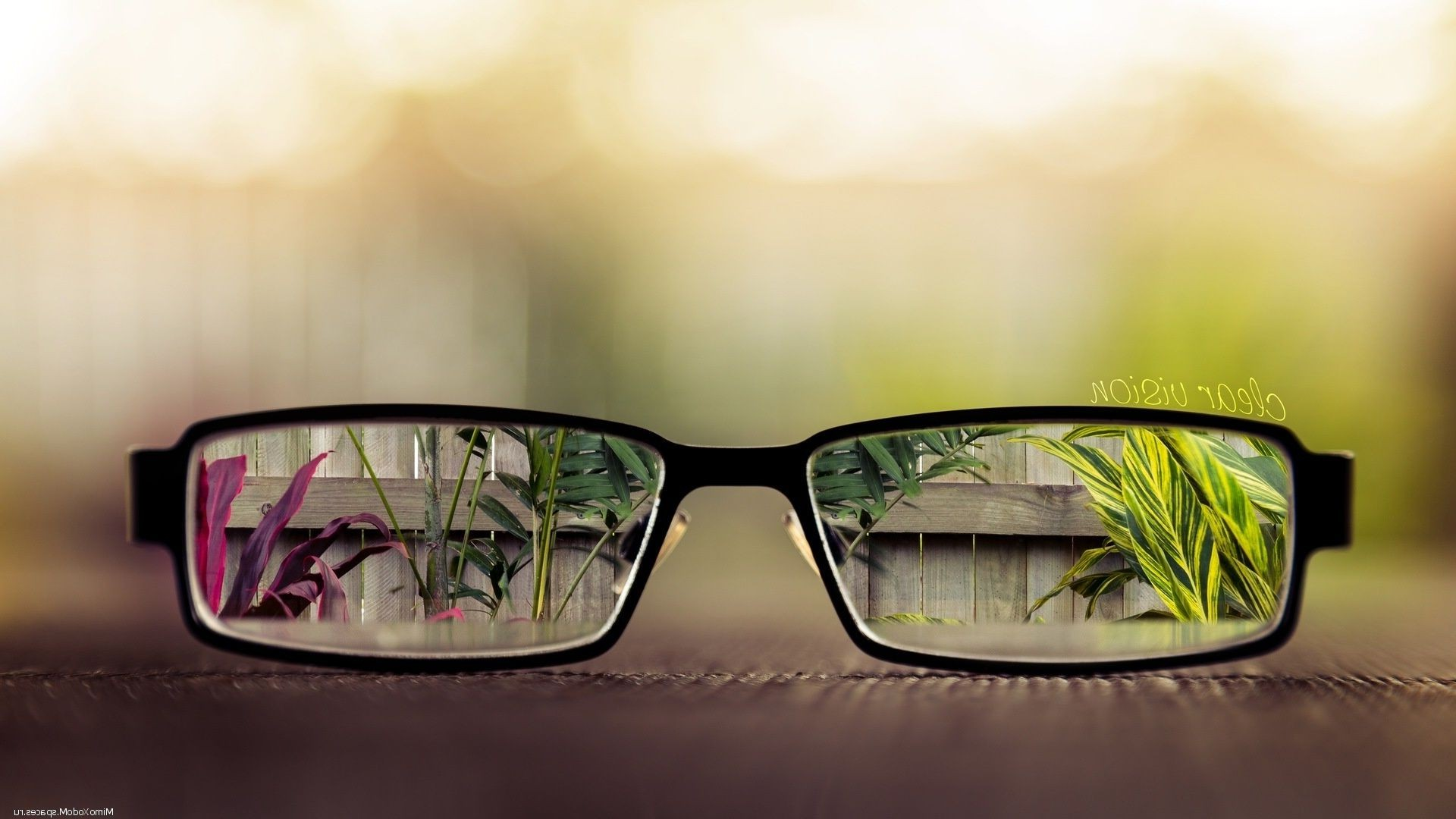 Glasses World. Android Wallpapers For Free