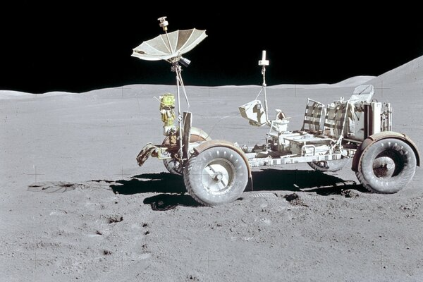 Nasa Lunar Vehicle