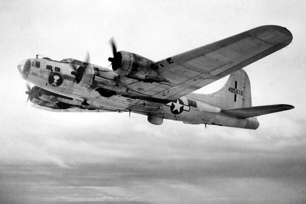 Boeing B-17 Flying Fortress USA