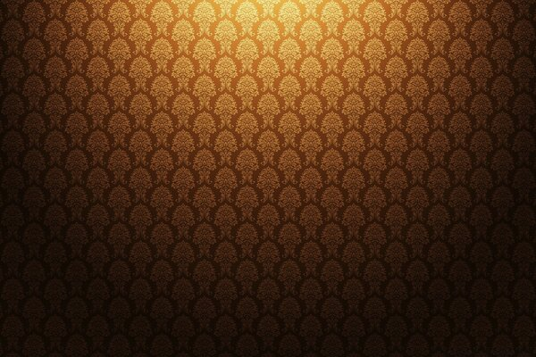Vintage Gold Wallpaper
