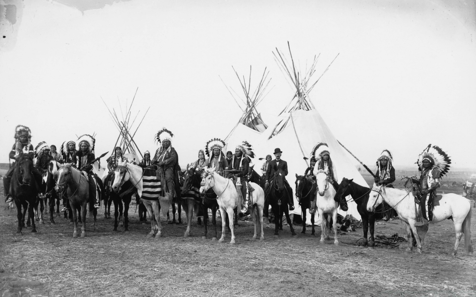 Native American Indians Free Wallpapers