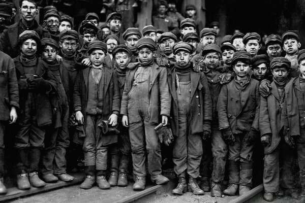 Children Workers
