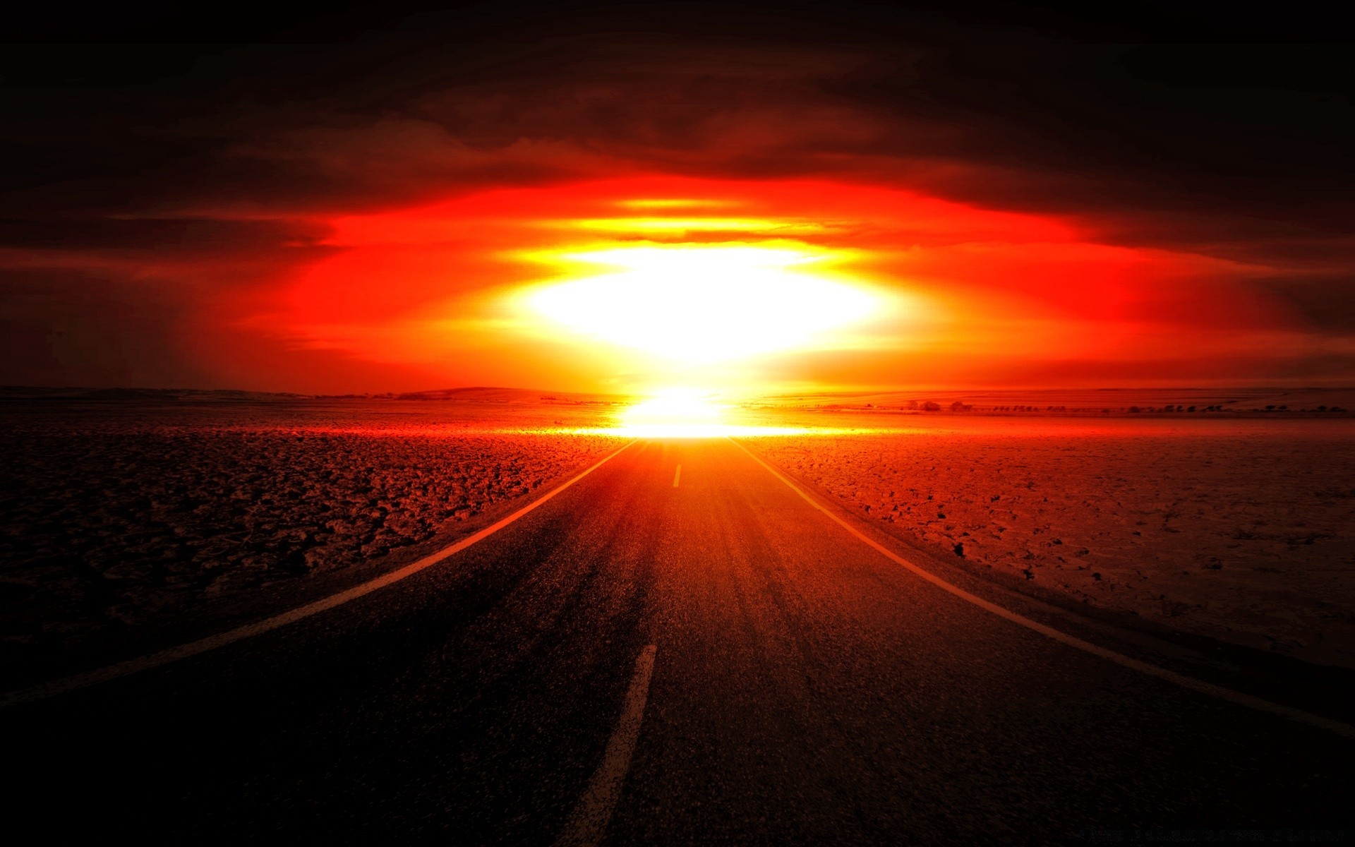 Nuclear explosion android wallpapers - Explosion wallpaper ...