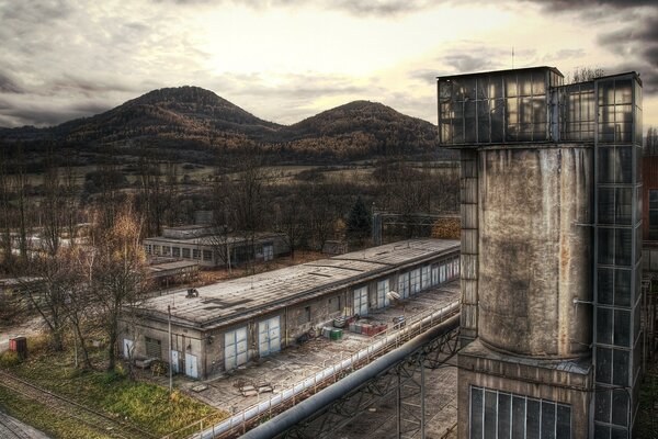 Abandoned Warehouses