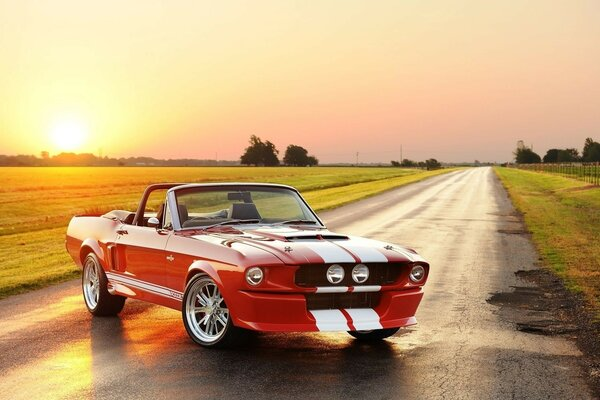 500cr convertible classic recreations ford mustang gt