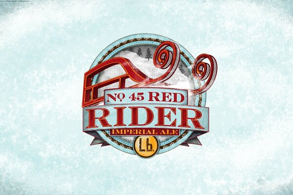 Red Rider Imperial Ale