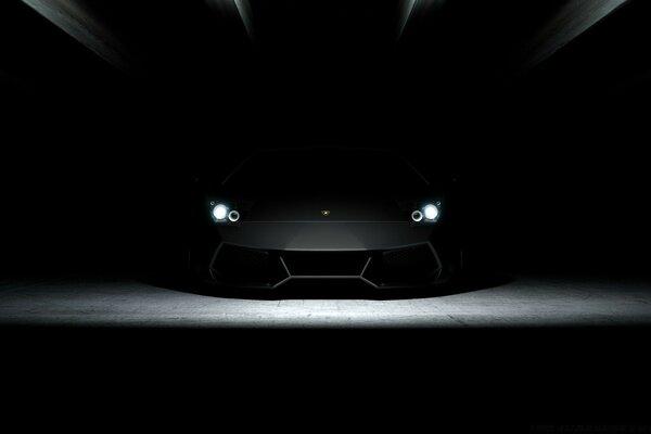 Lamborghini Egoista Wallpapers In Minimalism Section