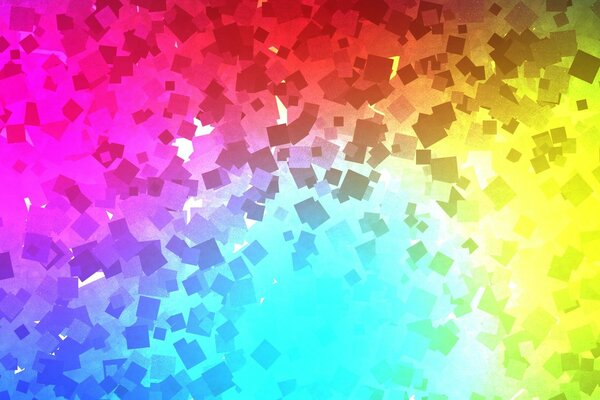 Color Particles Small Pattern
