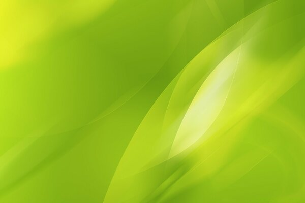 Abstract Graphic Design Lime Green