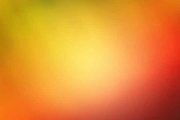 Colorful Blurry Background I