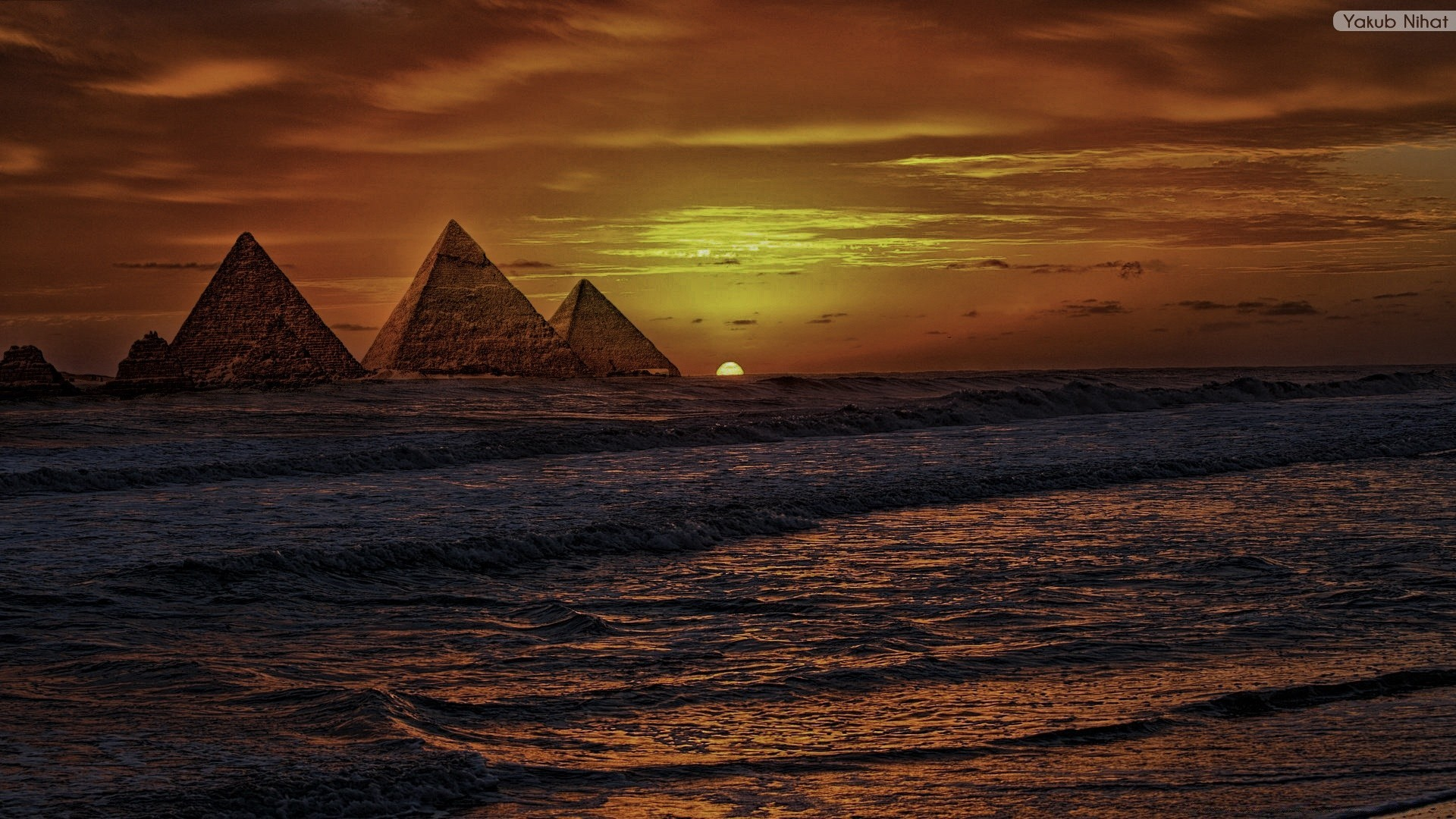 Egypt Sea Wallpaper By Yakub Nihat Android Wallpapers