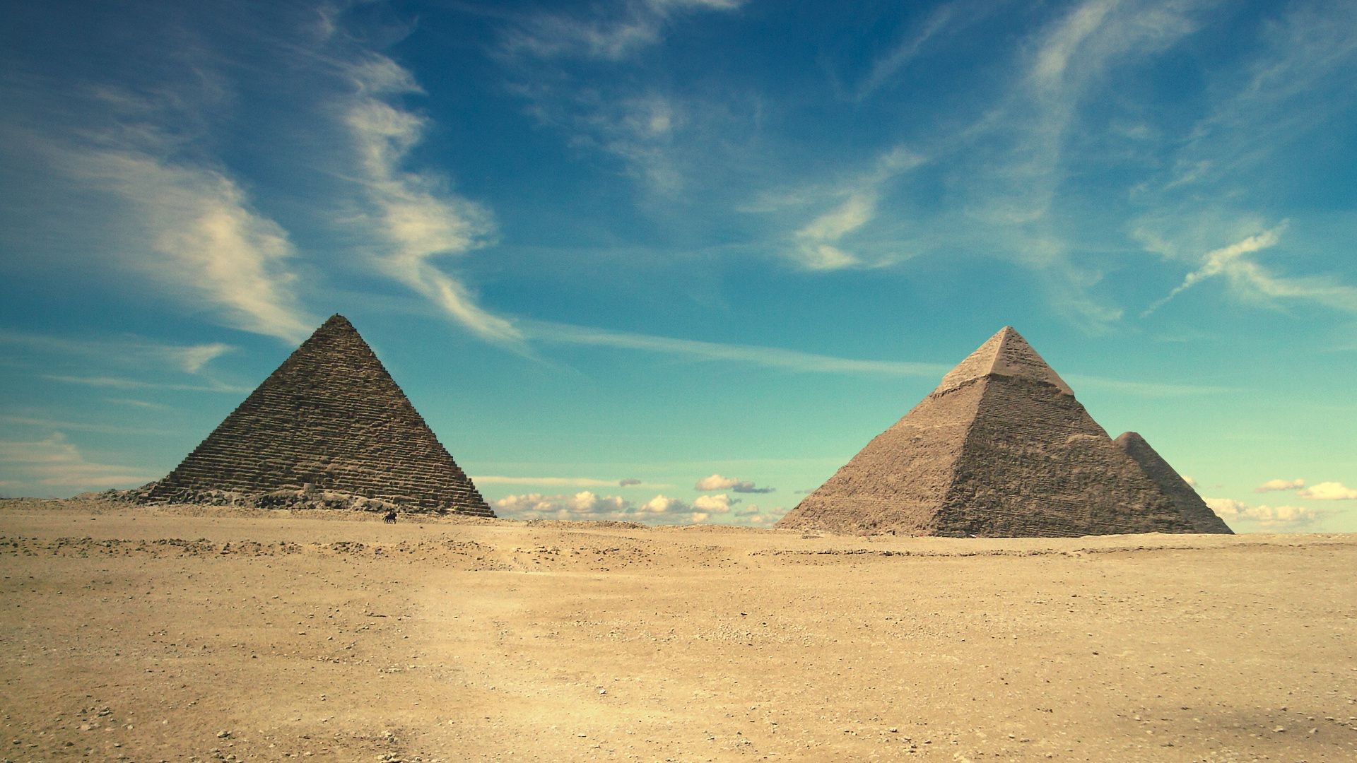 famous places pyramid desert pharaoh grave archaeology camel sand travel sphinx sun outdoors triangle sky mausoleum