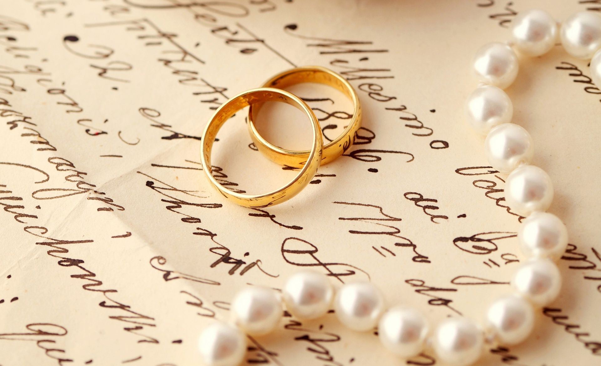 The Letter Of Engagement Rings Pearl Android Wallpapers