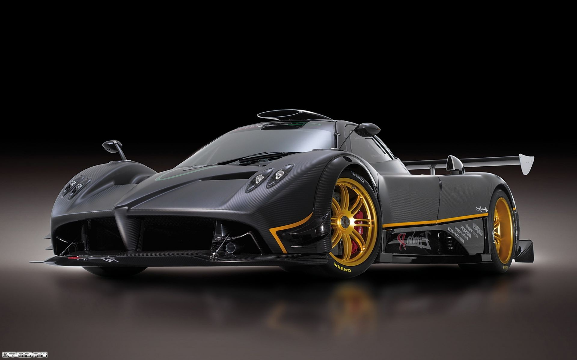 cars Pagani Probe supercar