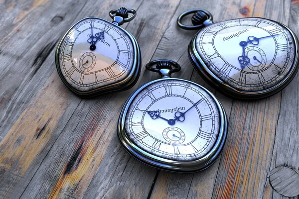 Old Pocket Watches