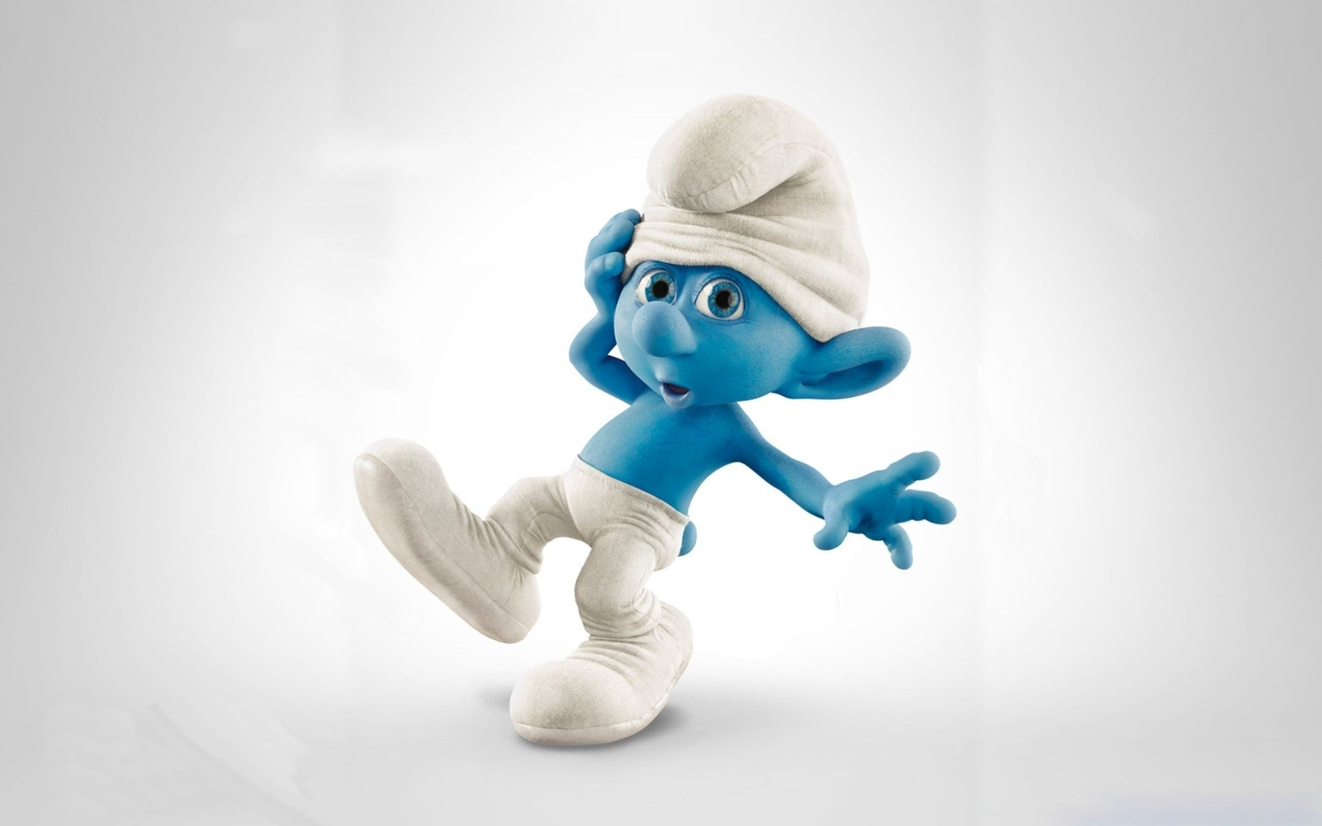character the Smurfs the smurfs blue skin Cartoon