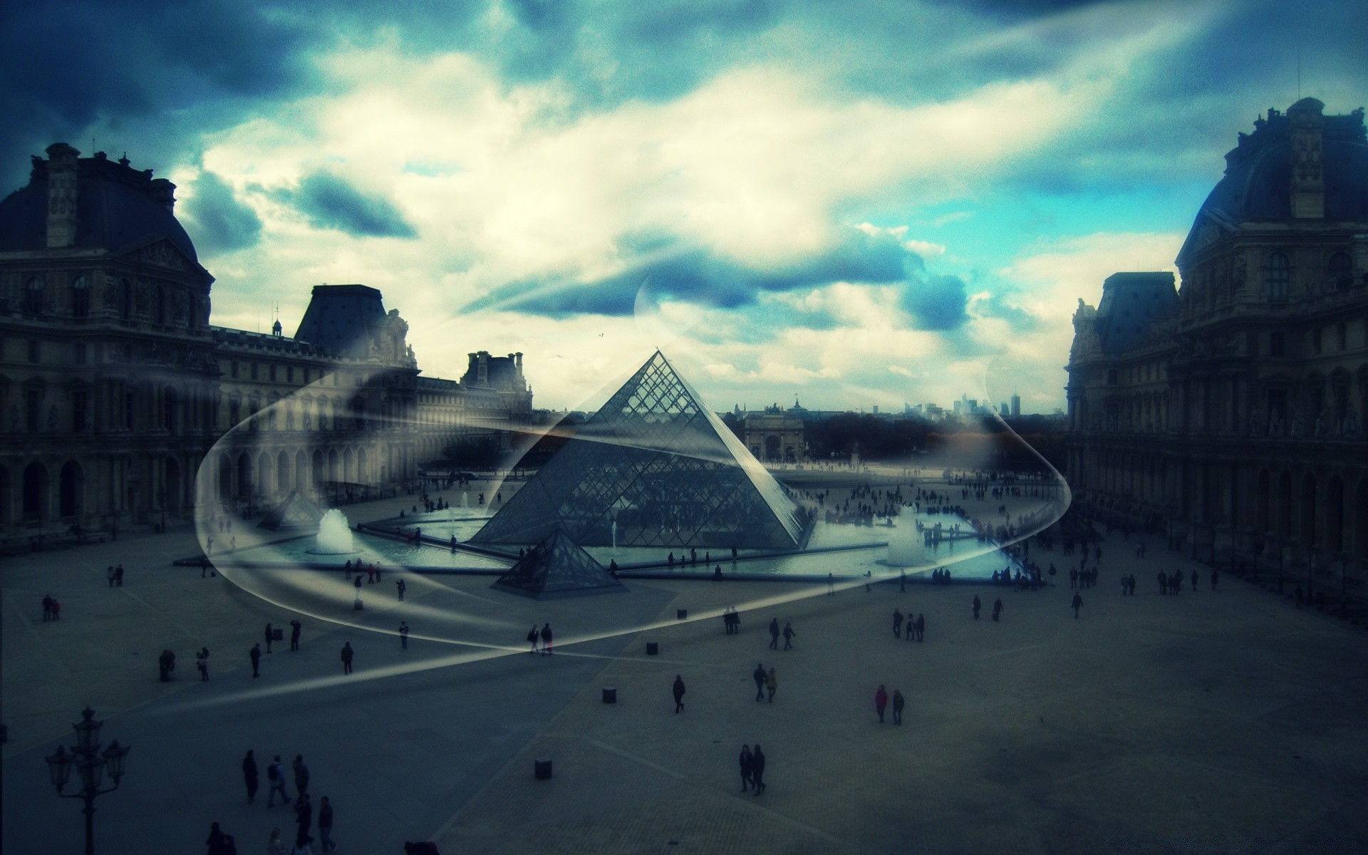 Paris Love Android Wallpapers For Free