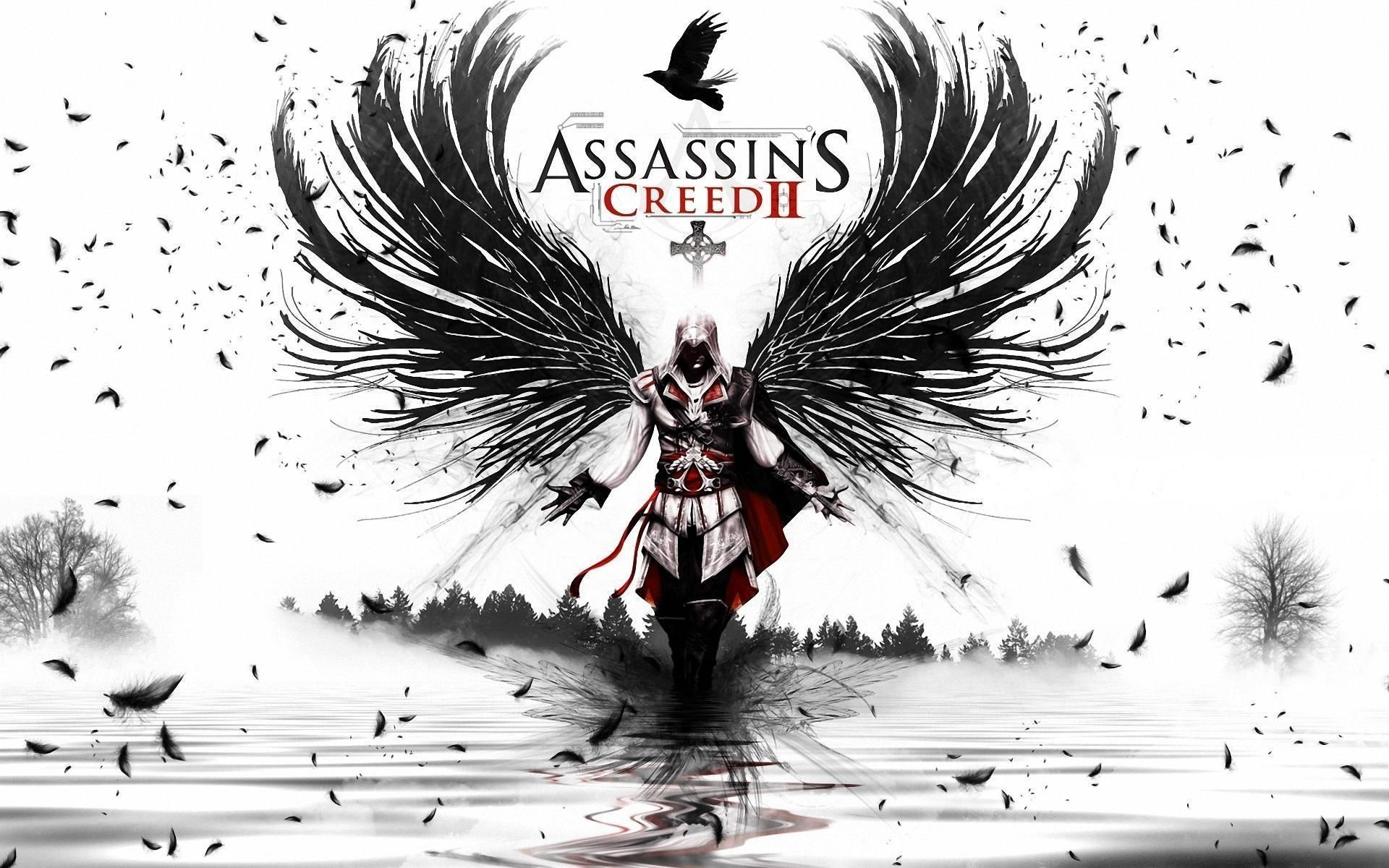 wings Ezio Assassins creed
