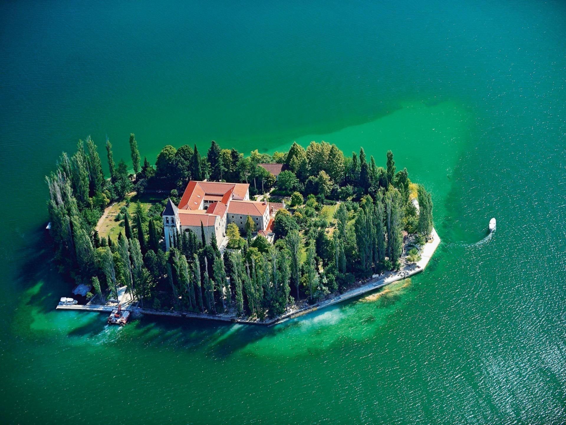 sea island Croatia