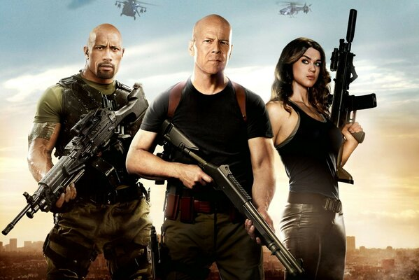 g.i. joe: the rise of Cobra 2 g.i. joe: retaliation