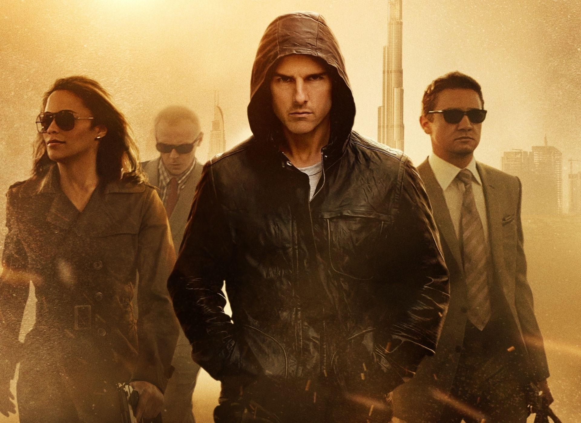 Mission impossible ghost protocol - Free wallpapers