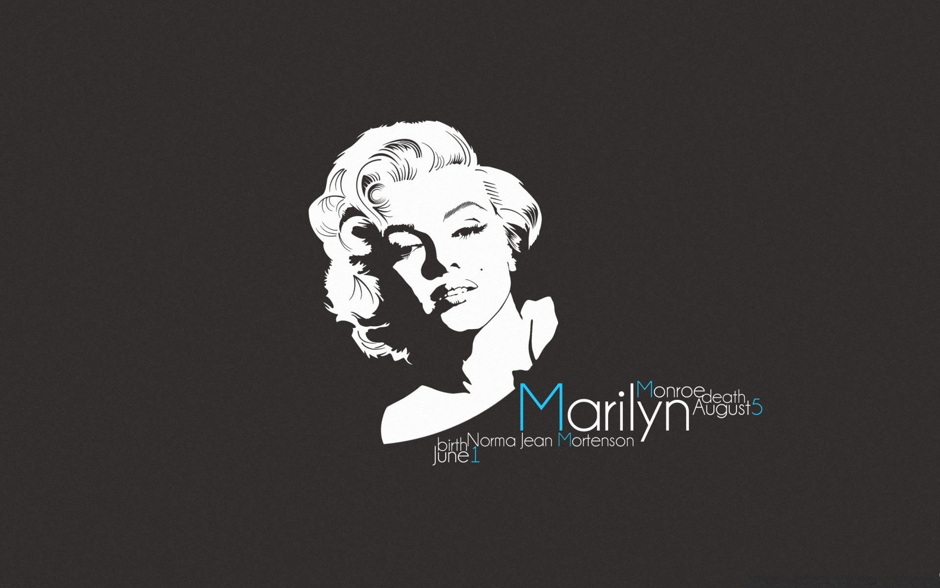 Marilyn Monroe Biography Android Wallpapers