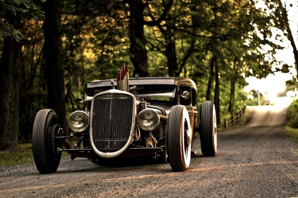 model car hot rod 1930 ford a automobile wallpapers