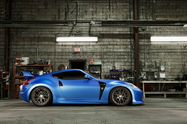 tuning cars cars wall 370z nissan