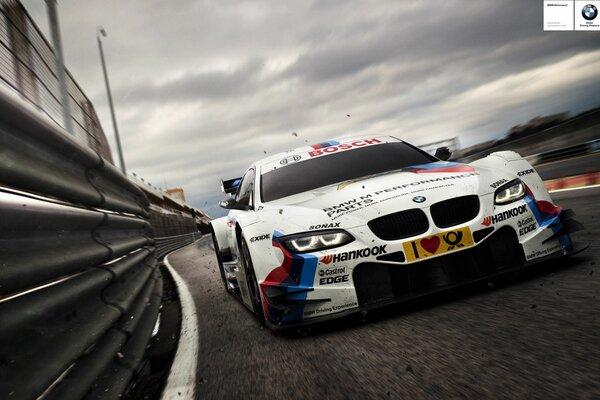 asphalt car the Bmw dtm car racing autosport hankook