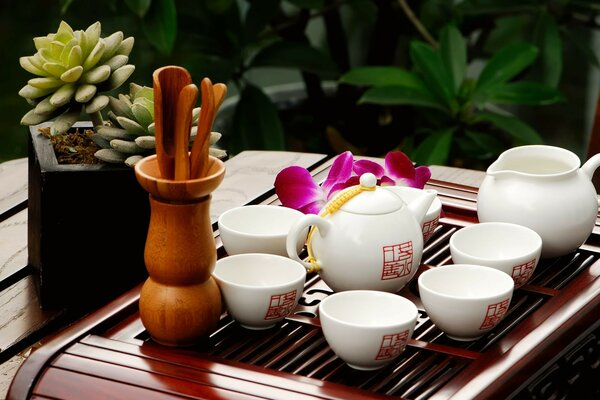 aroma Cup Still life tea ceremony cups eastern t