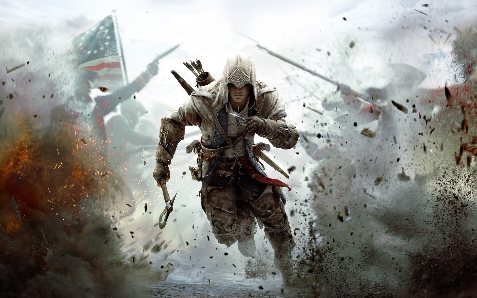 asasin creed 3 Connor 2012